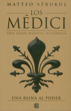 portada Medici Iii. Una Reina del Poder