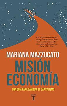 portada Misión economía