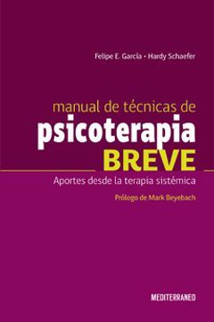 portada Manual de Técnicas de Psicoterapia Breve