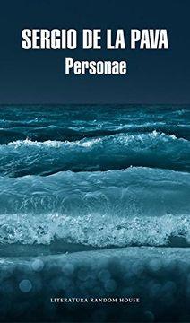 portada Personae (Literatura Random House)