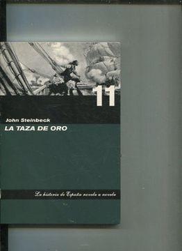 portada LA TAZA DE ORO.