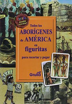 portada Todos los Aborigenes de America en Figuritas