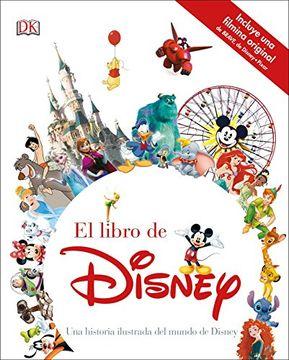 portada El Libro de Disney