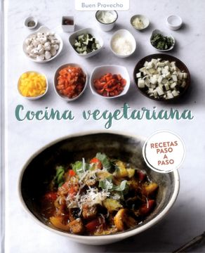 portada Cocina Vegetariana. Buen Provecho