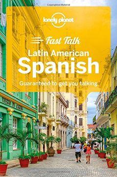 portada Lonely Planet Fast Talk Latin American Spanish (Paperback)