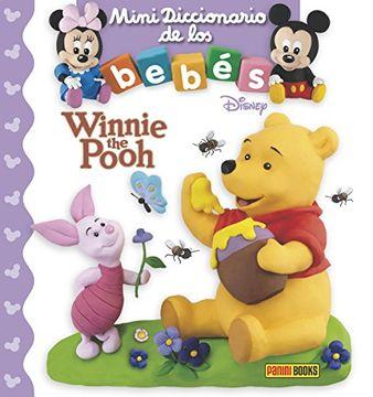 portada Winnie the Pooh - Mini Diccionario de los Bebes Disney