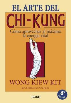 portada El Arte del Chi-Kung