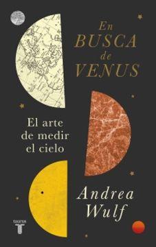 portada En Busca de Venus