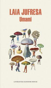 portada Umami (Mapa de las Lenguas) (Literatura Random House)