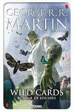 portada Wild Cards 4: El Viaje de los Ases