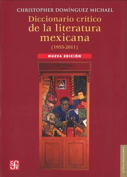 portada Diccionario Critico de la Literatura Mexicana