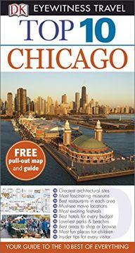 portada DK Eyewitness Top 10 Travel Guide: Chicago
