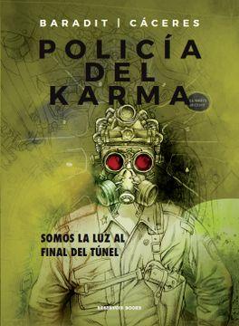 portada Policía del Karma