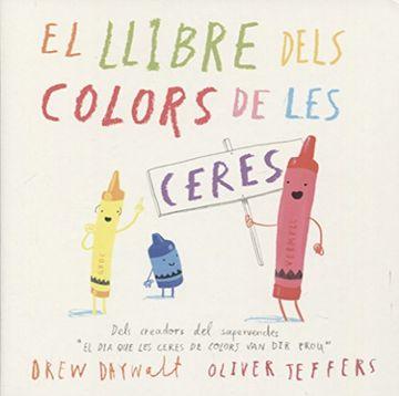 portada El Llibre Dels Colors de les Ceres (libro en Catalán)