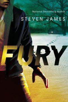 portada Fury (Blur Trilogy)