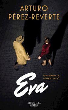 portada Eva (Serie Falcó) (Fuera Coleccion Alfaguara Adultos)
