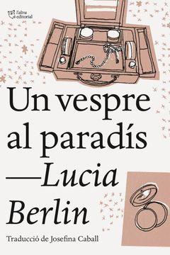 portada Un Vespre al Paradís (libro en catalán)