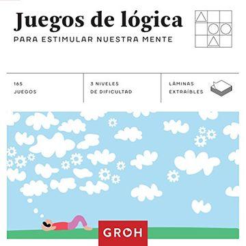 portada Juegos de Logica Para Estimular Nuestra Mente