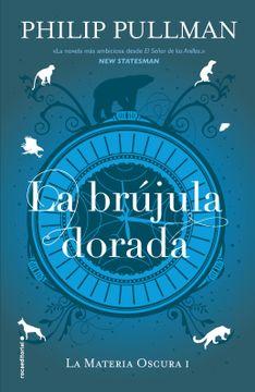 portada Brujula Dorada, la