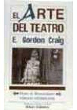 portada El Arte del Teatro