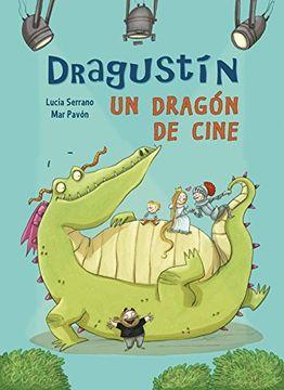 portada Dragustín, un Dragón de Cine