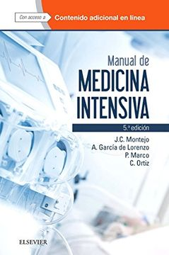 portada Pack: Manual de Medicina Intensiva + Acceso web - 5ª Edición
