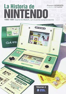 portada La Historia de Nintendo Vol. 2