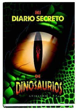 portada Diario Secreto de los Dinosaurios