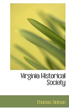portada virginia historical society