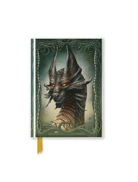 portada Beyit: Black Dragon (Foiled Pocket Journal) (Flame Tree Pocket Books) (libro en Inglés)
