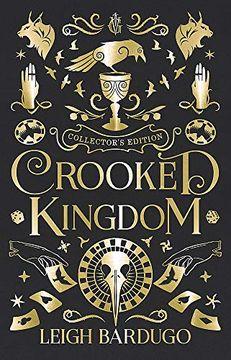 portada Six of Crows Crooked Kingdom (libro en Inglés)