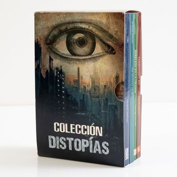 portada Colección Distopías