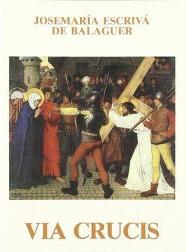 portada Via Crucis (Libros de Josemaría Escrivá de Balaguer)