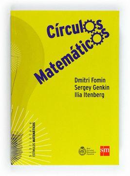 portada Círculos Matemáticos