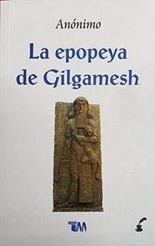 portada La Epopeya de Gilgamesh. Anónimo