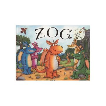 portada Zog (libro en Inglés)
