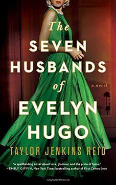 portada The Seven Husbands of Evelyn Hugo: A Novel (libro en inglés)