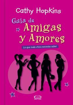 portada Guia de Amigas y Amores (libro en Inglés)