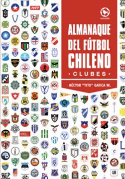 portada Almanaque del Futbol Chileno. Clubes