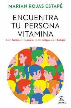 portada Encuentra tu Persona Vitamina