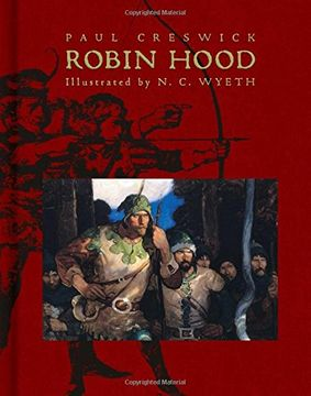 portada Robin Hood (scribner Classics)