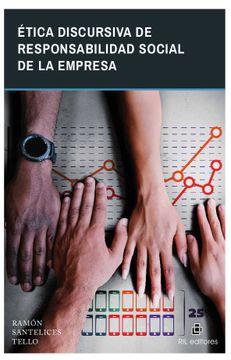 portada Ética Discursiva De Responsabilidad Social De La Empresa
