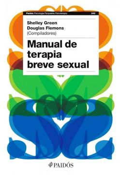 portada Manual de Terapia Breve Sexual