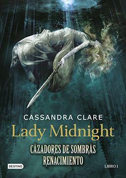 portada Lady Midnight. Cazadores de Sombras