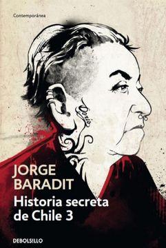 portada Historia Secreta de Chile #3 (b)