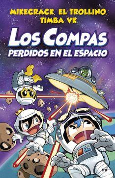 portada Los Compas Perdidos en el Espacio