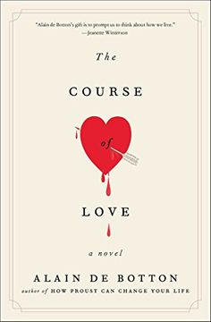 portada The Course of Love (libro en Inglés)