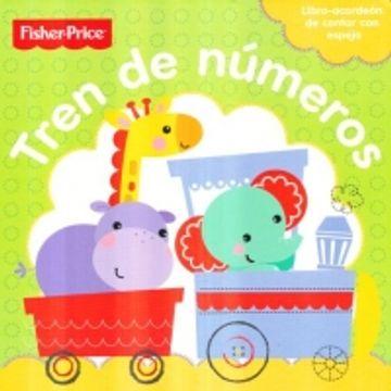 portada TREN DE NUMEROS / PD. (KFP-105)