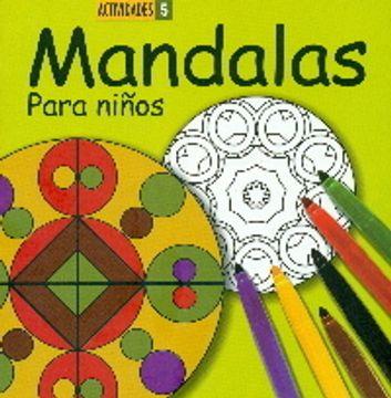 portada Mandalas para niños 5 (LIBROS INFANTILES)