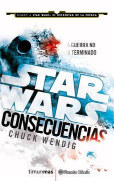 portada Star Wars Consecuencias (Aftermath) (Novela) (Star Wars: Novelas)